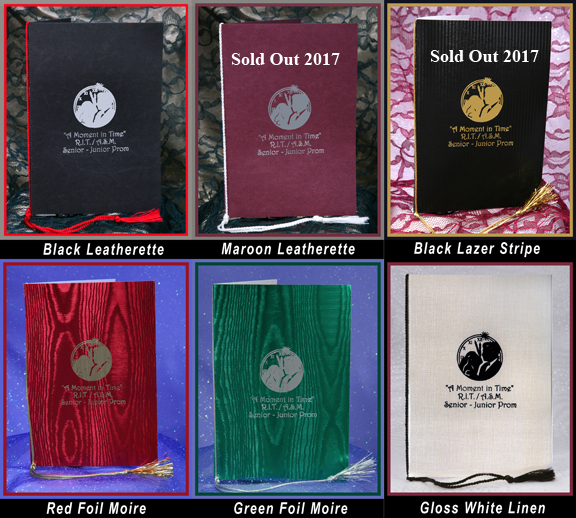 Memory Book Cover Ideas : Prom memory book covers only proms the